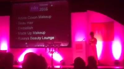 Winner IDO Wedding Awards 2016 for Bridal makeup / beauty : ROSEYS BEAUTY LOUNGE THANK YOU to all you beautiful people w...