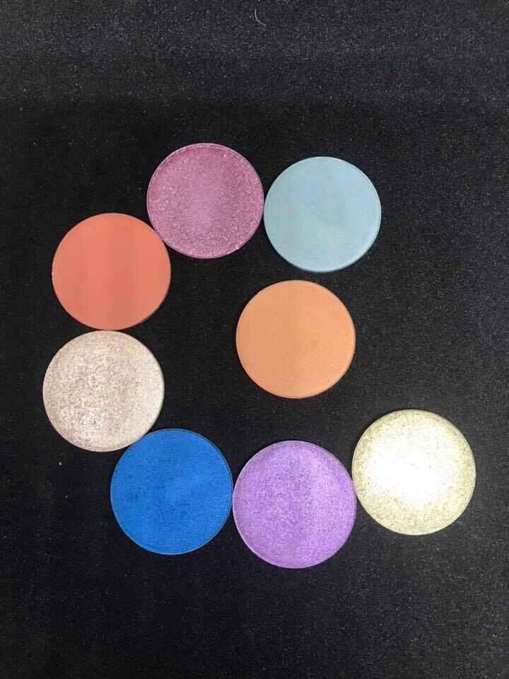 New Pressed Shadow Colors