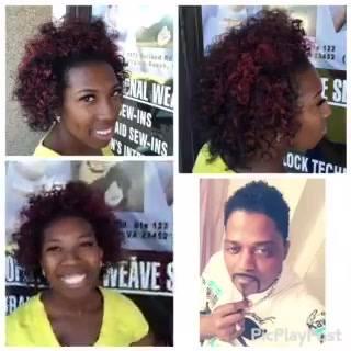 "ALL NATURAL FLEX-FRO ft @_melaninpoppin by Hair Artist Levon Holman (757) 639-2055 www.talkhair.com ""I'm Going To Levon ..."