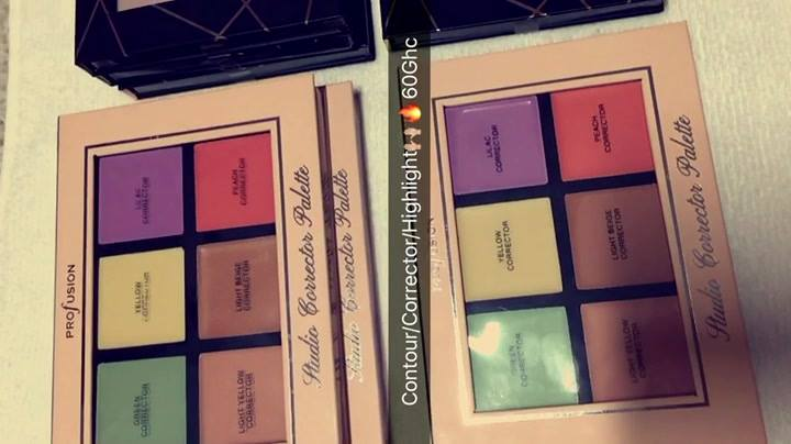 CONTOUR/CORRECTOR/HIGHLIGHTS 💯🔥🔥🔥#glamournbloom