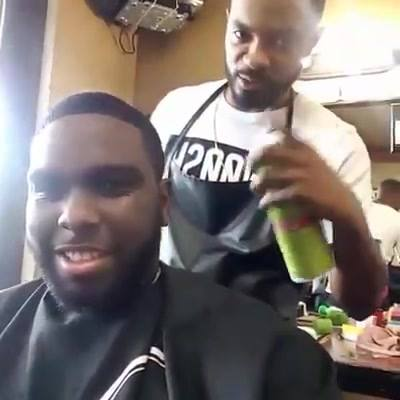Come check me out @ Much Love barbershop!#KCTHEBARBER