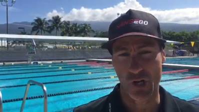 Crowie on the latest Triathlon Research camp