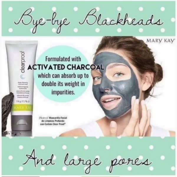 Summer is FINALLY here! Say good-bye to blackheads and get your Summer glow on. Call me or in box me for your order toda...