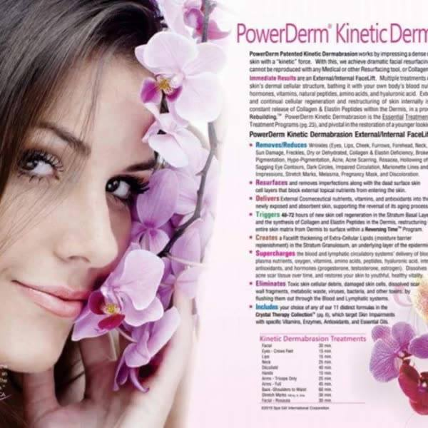 Chemical Peels made with Organic Ingredients that consist of Fruit, Enzymes, Vitamins, Antioxidants, & Essential Oils!!!...
